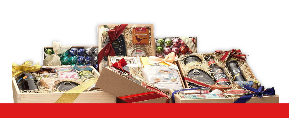 firemní dárkové balíčky